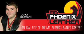 Mr. Phoenix Leather Contest